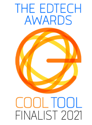iThrive Sim, the authoring platform for our civics education role-playing games, is a 2021 EdTech Cool Tool Award finalist in two categories.