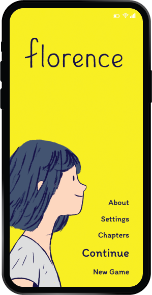 Florence is a mobile video game that can replace traditional text in HS ELA classes.