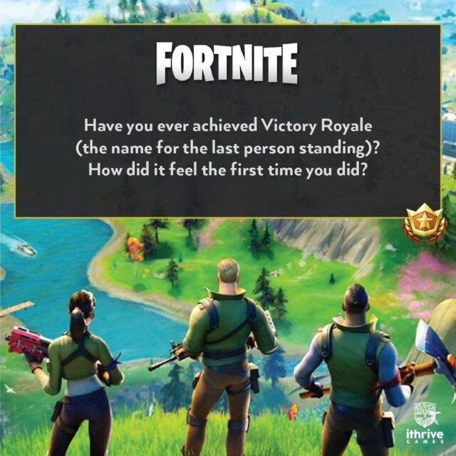 Achieving Victory Royale in #Fortnite is a top two feeling; and it's not number two. What did it feel like the first time you achieved #VictoryRoyale? Tell us below! ☂️☂️☂️☂️ .⠀ .⠀ .⠀ .⠀ .⠀ #epicgames #epicgamesfortnite #fortniteshop #fornitegameplay #forniteskin #fortnitevbucks #fortnitepc #fortniteplays #fortnitestreamer #instafortnite #fortnitesnipes #fortnitecreative #fornitebattleroyale #gamer #gamersofinstagram #forniteclips #fortnitemontage #fortniteclans #fortnitemobile #fortnitenews #fortnitelovers #fortnitebr #fortnitecomunity